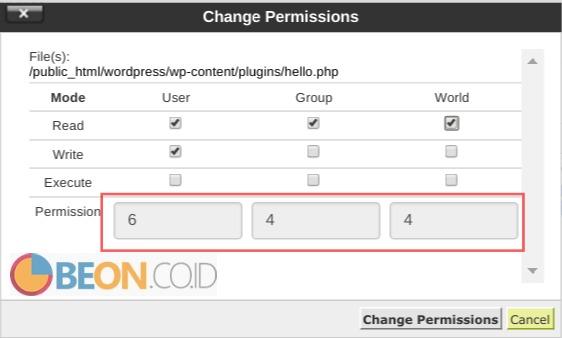 Disable Enable Plugin WordPress