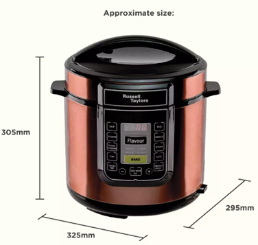 Russell Taylors Multi Cooker: source YouTube