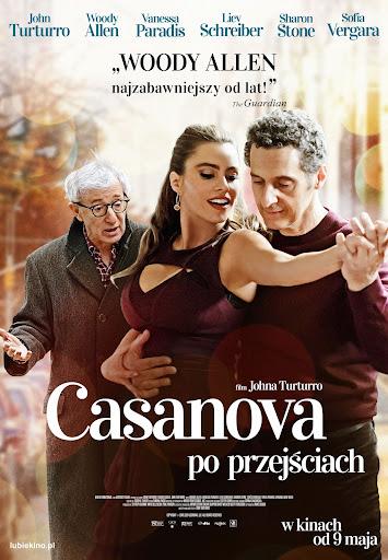 Polski plakat filmu 'Casanova Po Przejściach'