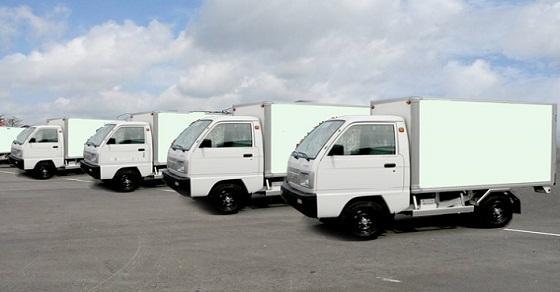 Thuê xe Taxi tải chở hàng giá rẻ - Chuyển Nhà Kiến Vàng