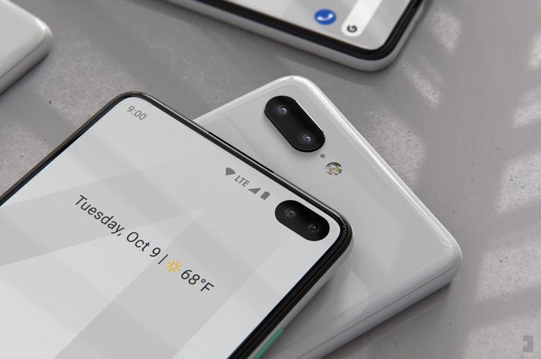 Image result for Google pixel 4 photos leaked