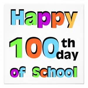 100th day of school image