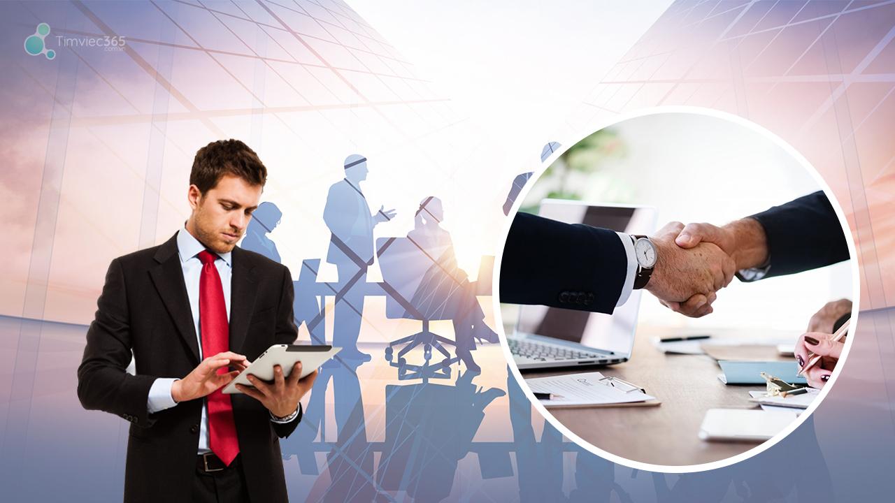 Timviec365.com.vn - điểm hẹn cho việc làm kinh doanh