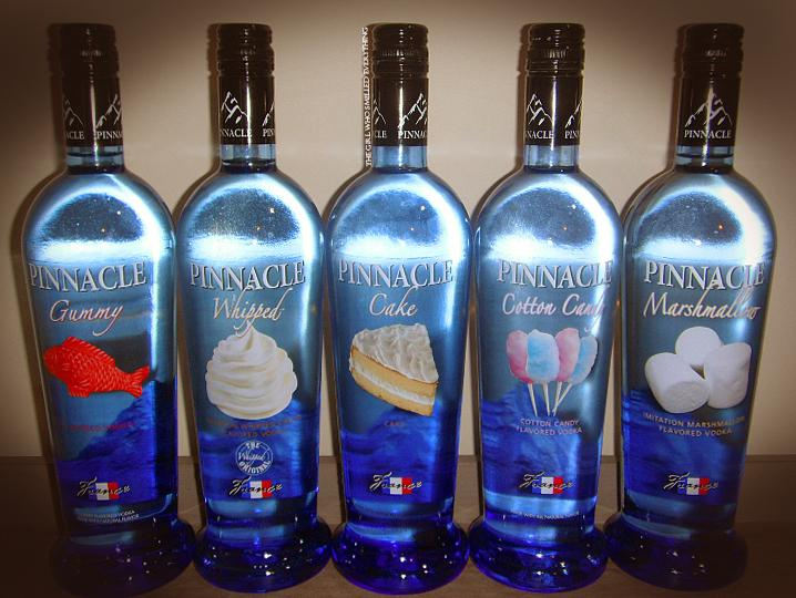 How Much Is Pinnacle Birthday Cake Vodka