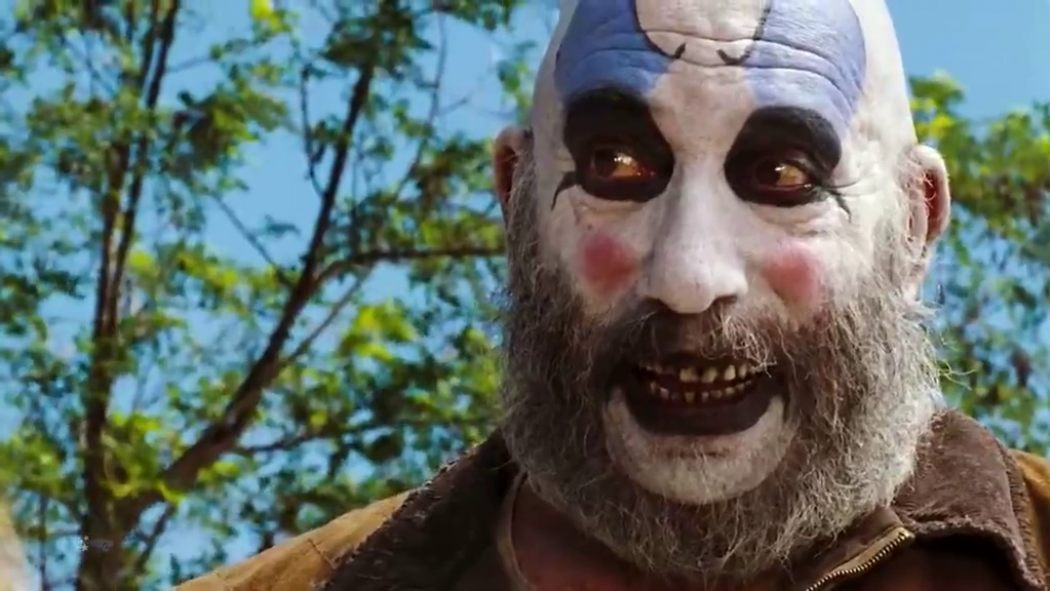 captain spaulding house 1000 corpses devils rejects