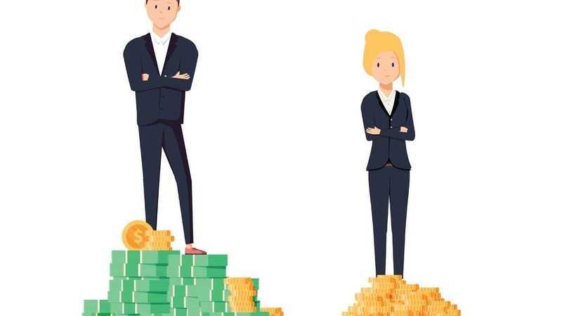 wage gap india
