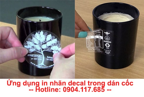 ung dung in tem decal trong suot