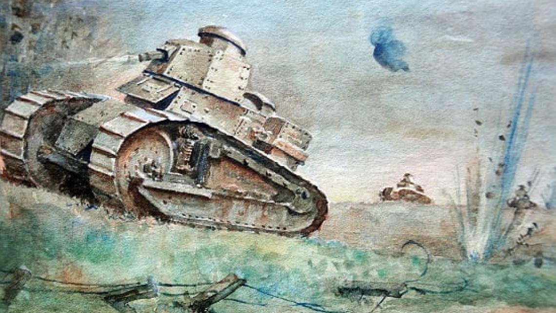 Рисунки Кеннета Вуттона
