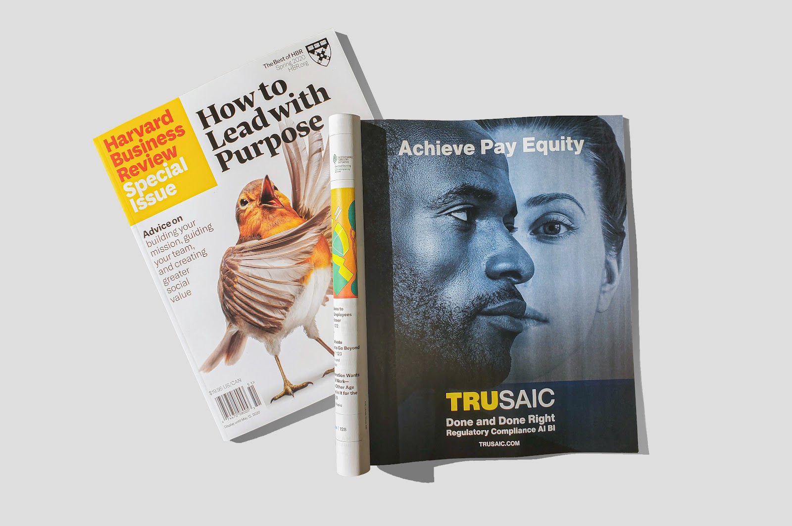 Magazine image of Trusaic