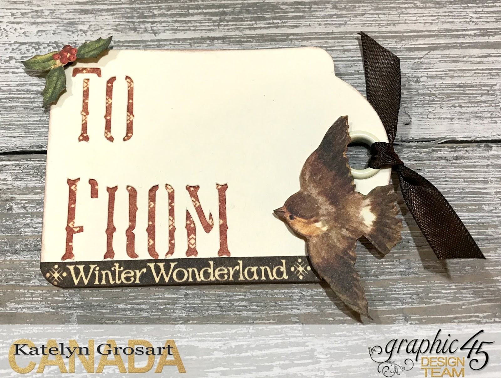 To:From Tags, Winter Wonderland, By Katelyn Grosart, Product by Graphic 45, Photo 5.jpg