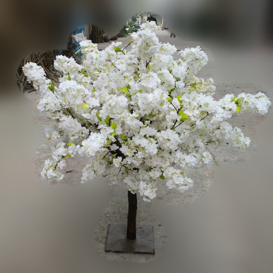 cherry blossom trees for wedding table decorations