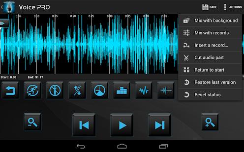 Download Voice Pro Apk Hordero