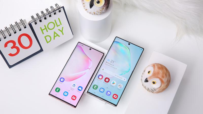 Thay màn hình Samsung Galaxy Note 10, Note 10 Plus uy tín