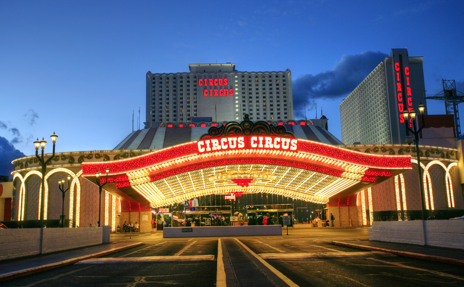 Circus Circus Hotel Las Vegas