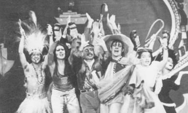 Resultado de imagem para teatro oficina década de 1960 o rei da vela