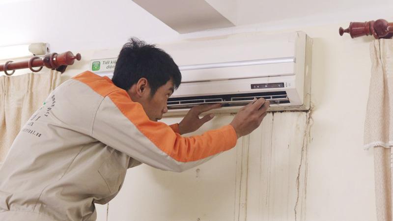 Dịch vụ sửa chữa điều hòa tại Hà Nội
