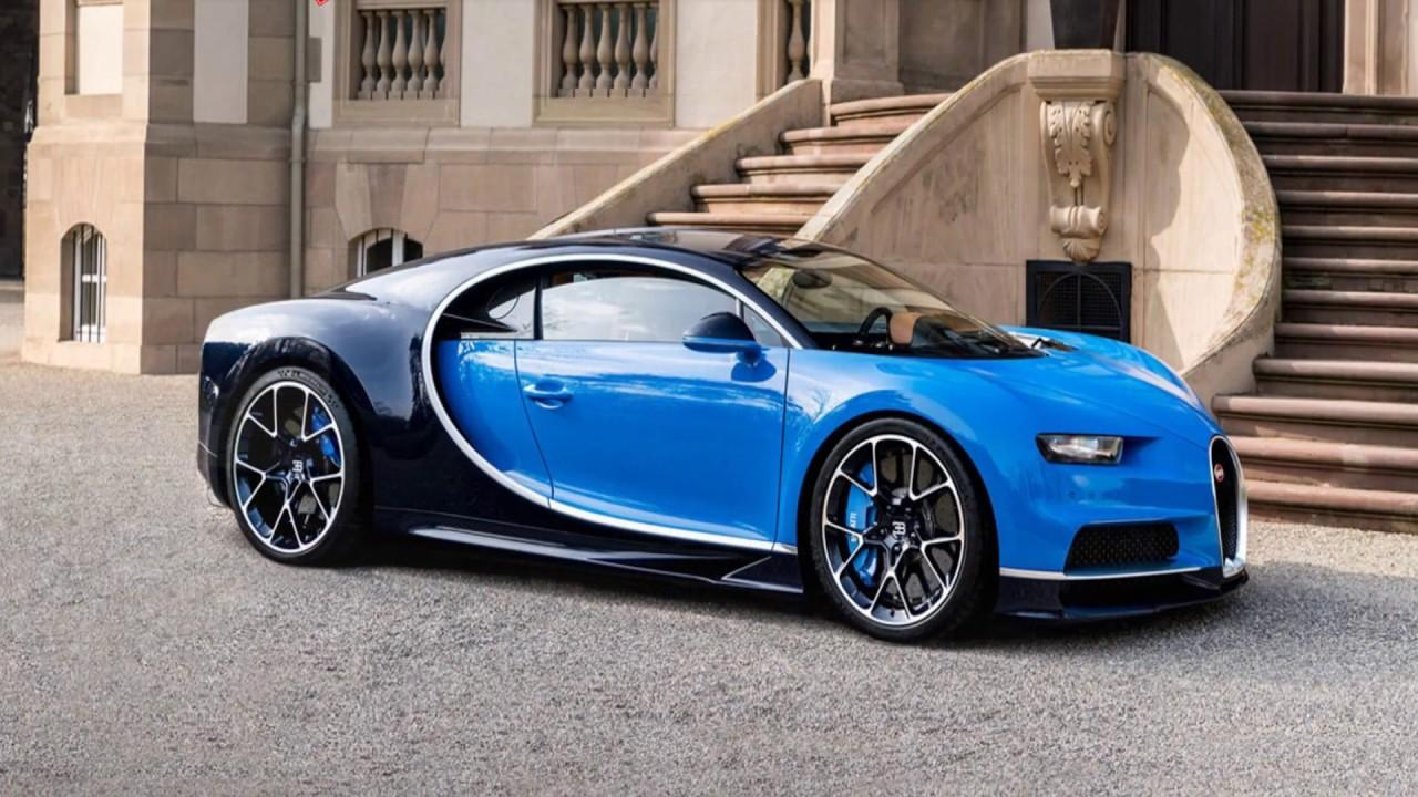Image result for exterior features of bugatti chiron
