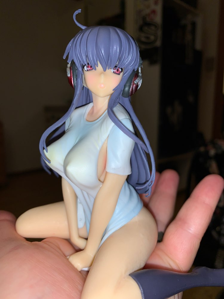MAID BRIDE Yuki Another Color 1//7 Pvc Figure Orchid Seed Hentai