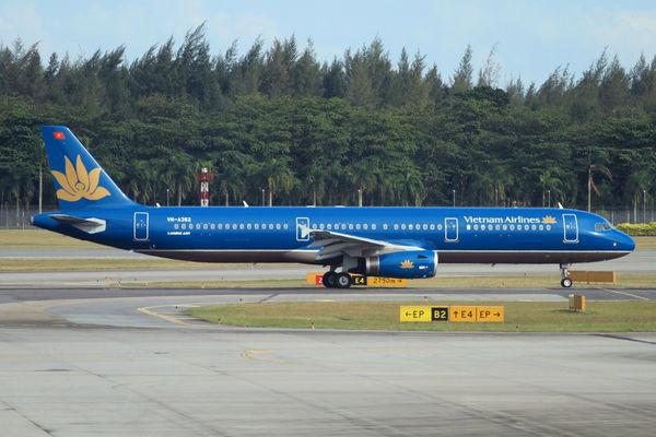 越南航空a321評價