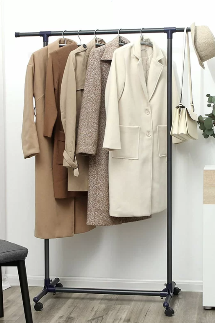 Try a Clothing Rack
