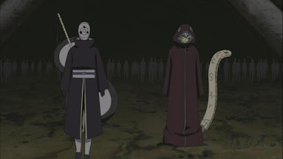 Naruto shippuden war begins episode