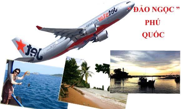 Tránh các dịp lễ và mùa du lịch là cách đặt vé máy bay đi Phú Quốc giá tốt
