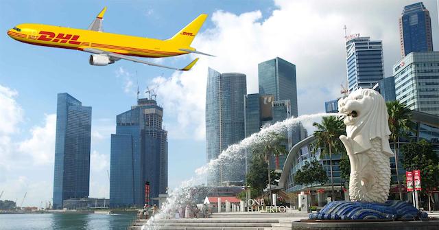Chia sẻ các bước gửi hàng đi Singapore tại công ty Quý Nam