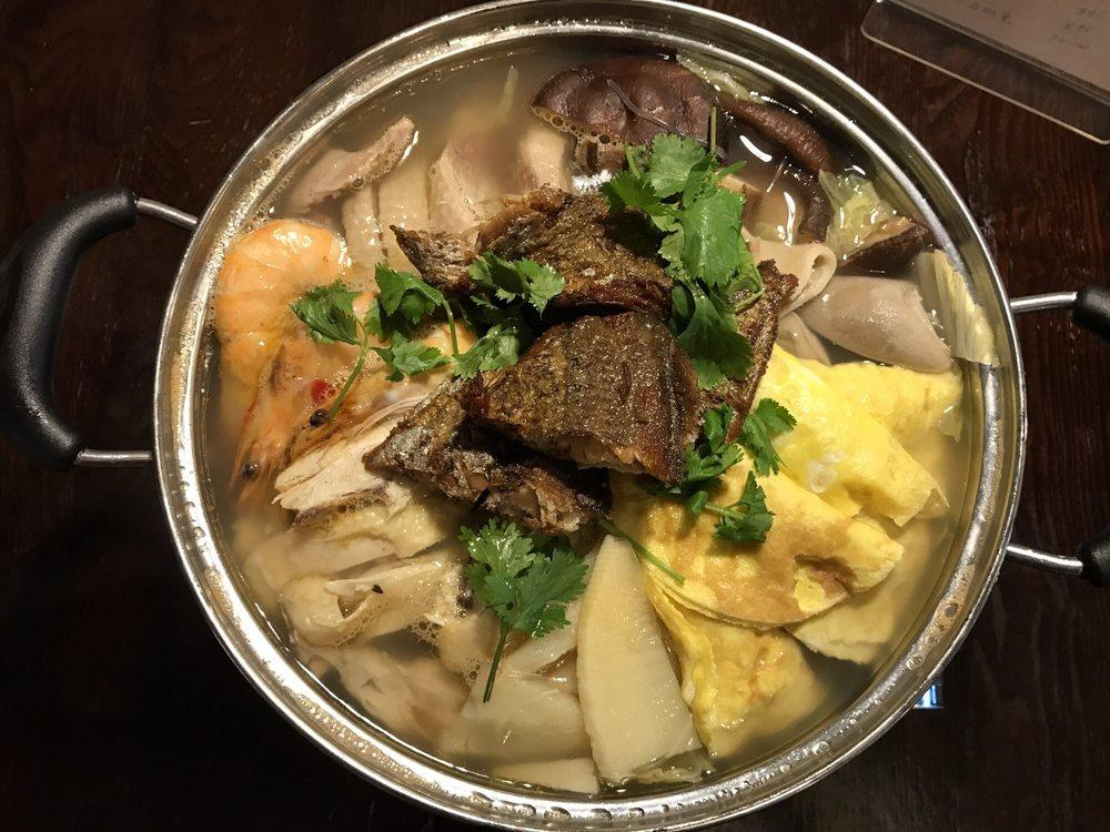 Photo of Shanghai Cuisine - Union City, CA, United States. The Combination hot pot is very good.