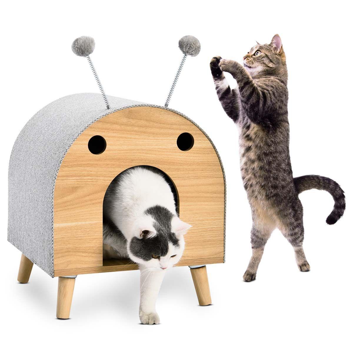 Casa para gatos de Mc Haus.