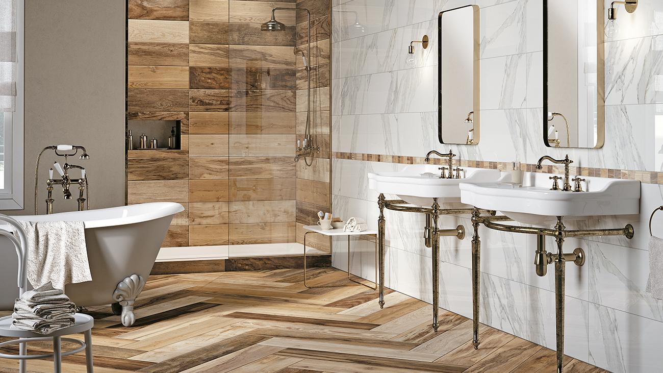 17 Bathroom Tile Ideas 11