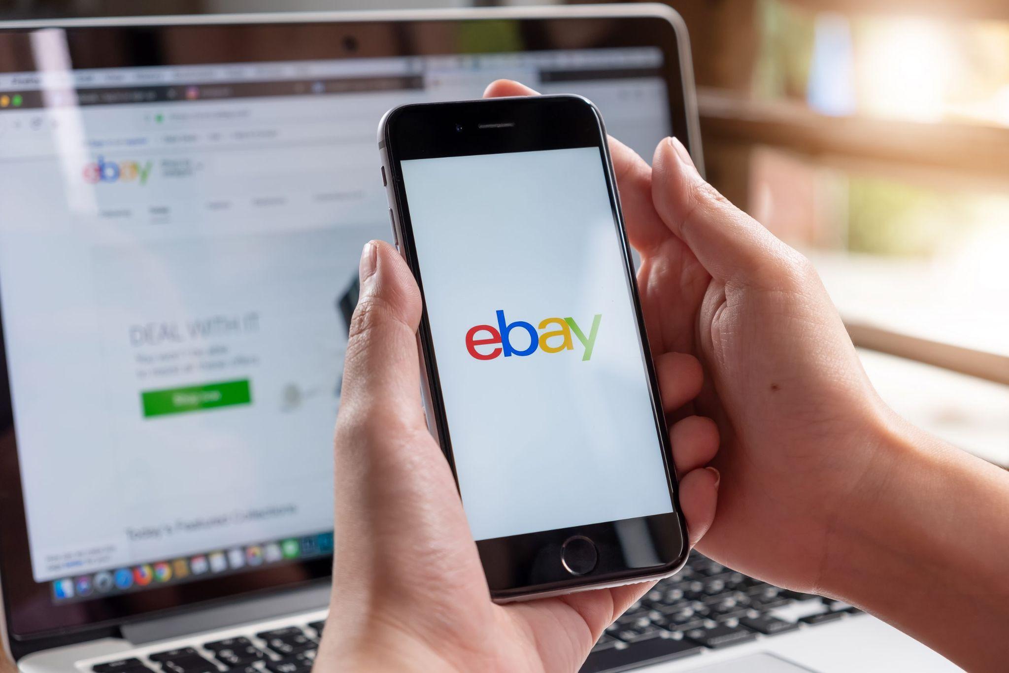 Cách mua hàng trên eBay