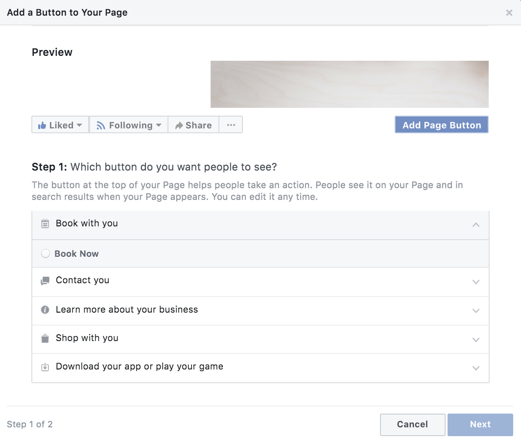 Different Types of CTAs on Facebook | Facebook Lead Generation