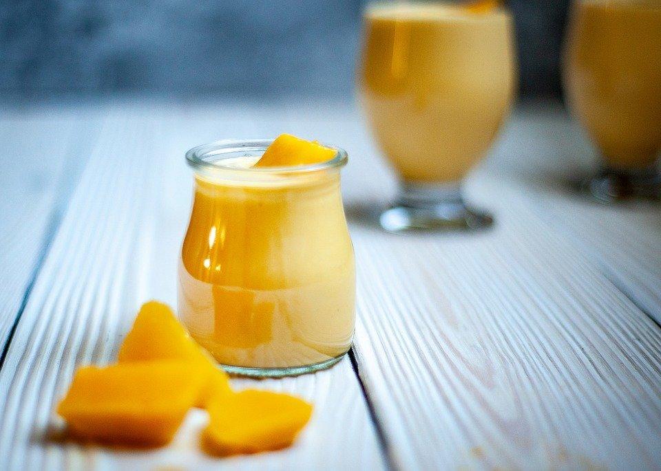 Mango, Beber, Frutas, Dieta, Saludable, Batido