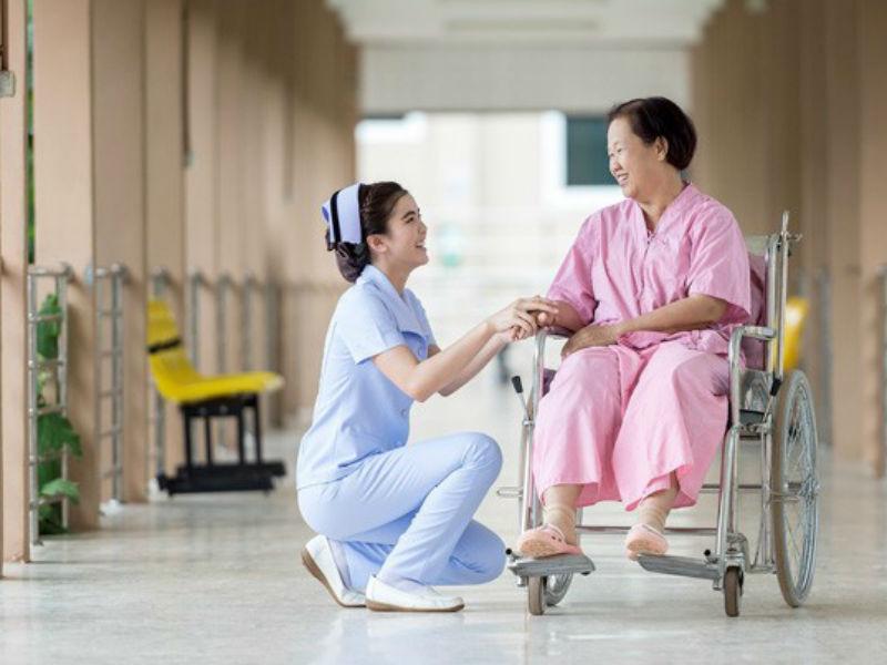 Cuộc sống nghề điều dưỡng viên thú vị