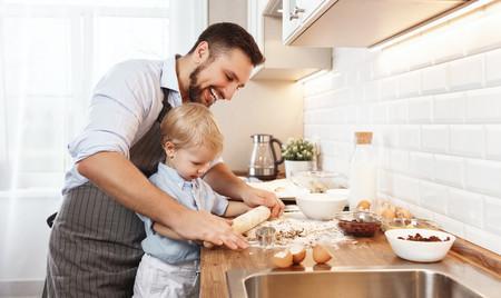 Meriendas para niños sin pan