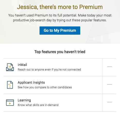 An Email Describing Winback Campaign Idea Example: Address Free Trial Abandonment