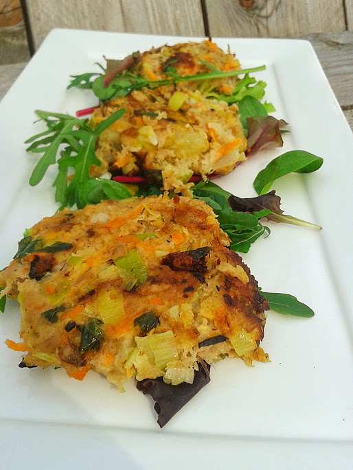 Welcome to Mommyhood: Paleo Tuna cakes recipe