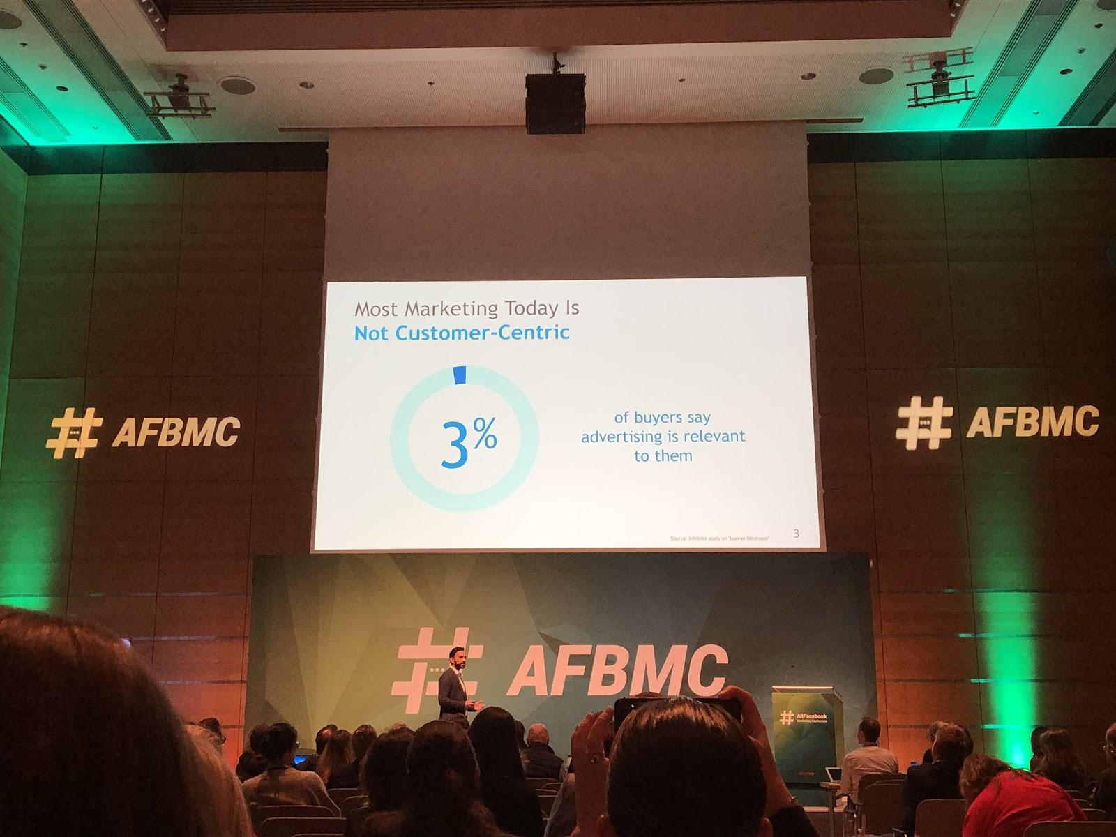 AFBMC Personalisierung LinkedIn