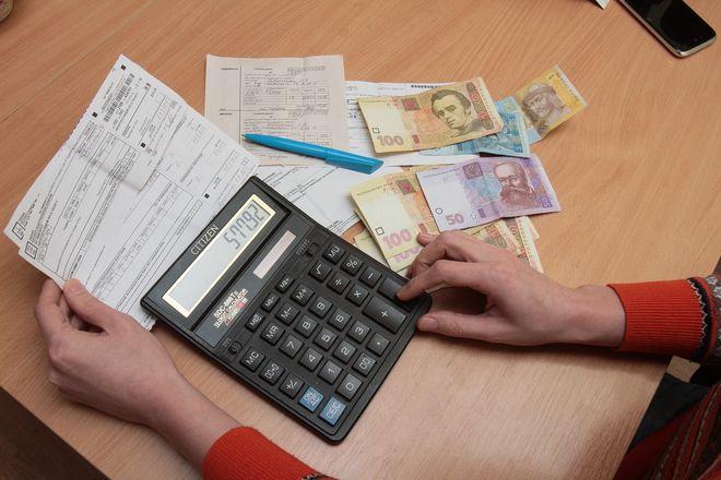платежки на коммунальные услуги