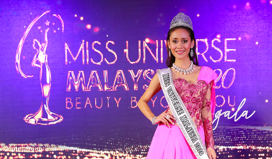 Sarawakian Beauty Francisca Luhong Wins Miss Universe Malaysia 2020 - Hype  Malaysia