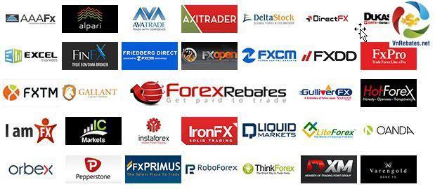 Những sàn Forex uy tín trên thế giới