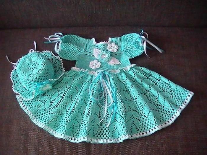 Nowość Ubranka dla dzieci handmade na drutach schematy: 30+ najpięknych MJ64