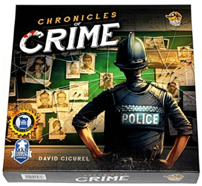 chronicles of crime board games beginners