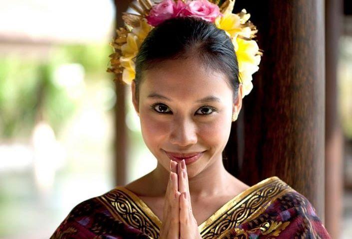 Hasil gambar untuk Balinese greeting