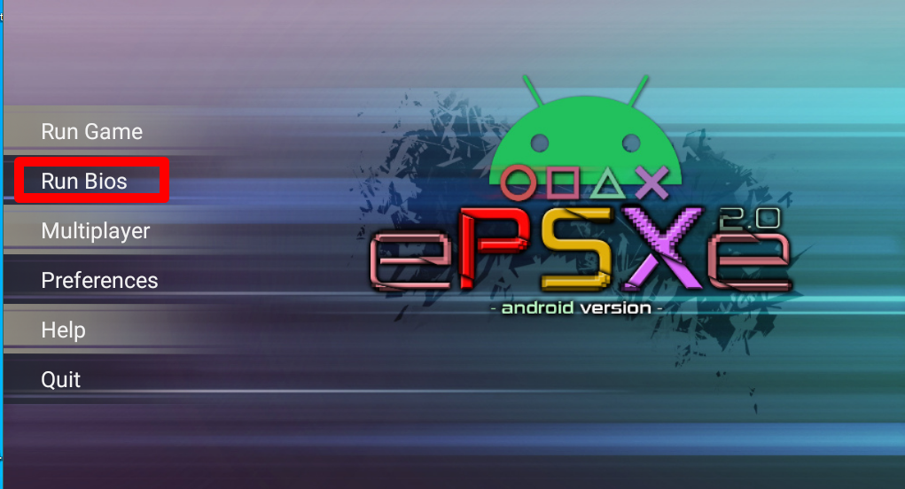PSX emulator for android