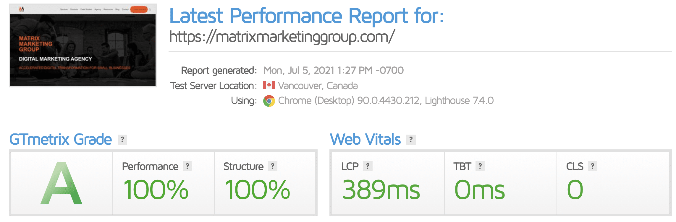 website search performance analytics
