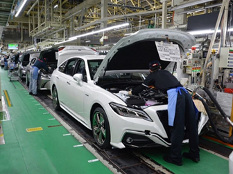 Toyota plans to cut global production by 40% for the month of September. 2
