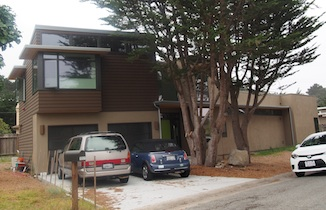 Carmel Building & Design Passive House, Pacific Grove, Calif.