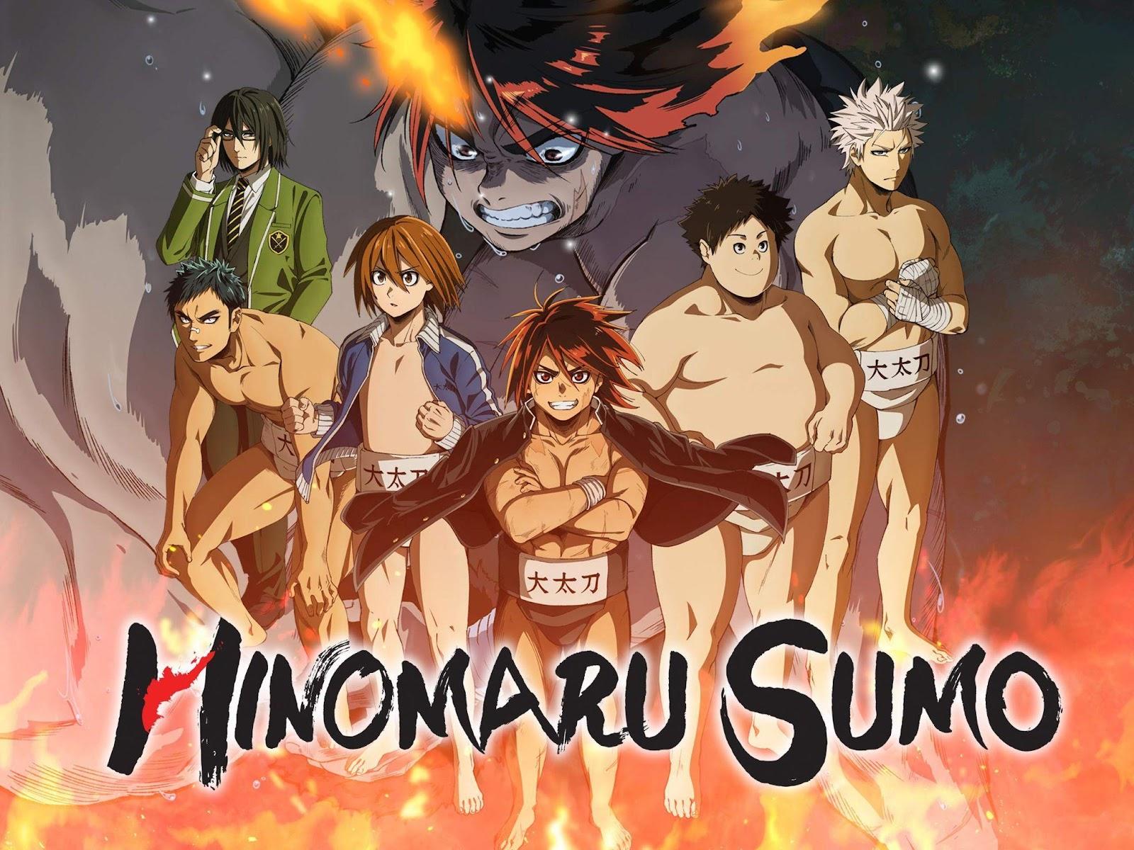 sumo anime