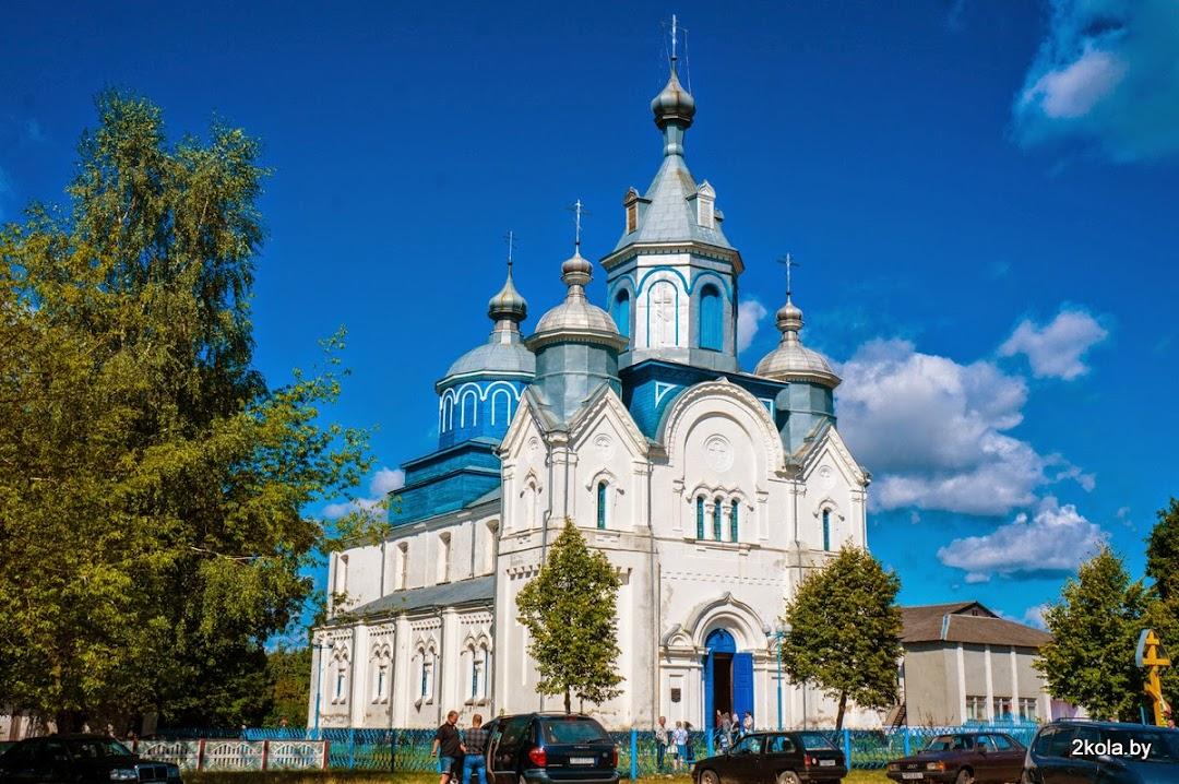 церковь Покровская д. Кривошин